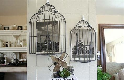 home interior bird cage decorating with birdcages 30 creative ideas