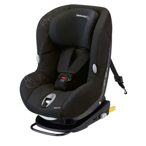 siege auto 0 1 pivotant bebe confort siège auto milofix isofix groupe 0 1 achat
