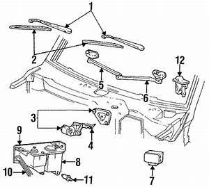 Ford Bronco Windshield Washer Pump  Fluid  Wiper  Diesel