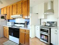 kitchen remodel before and after 12 Kitchen Remodeling Projects (Before and After)