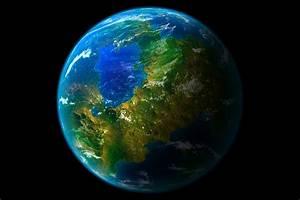 Earthlike Planet 2 by bbbeto on DeviantArt