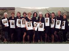 Original Calendar Girls reunite to bare all again 10 years