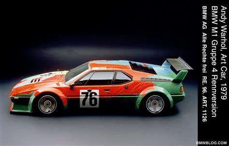 World Premiere Virtual Tour Of Bmw Art Car Collection