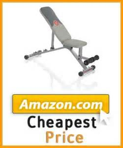Universal Five Position Weight Bench by Universal Five Position Weight Bench Review All For Fitness
