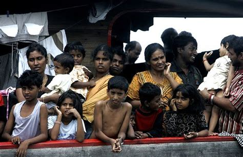 Boat Song Tamil by The Tamil Boat Exodus Refugees Or Opportunists