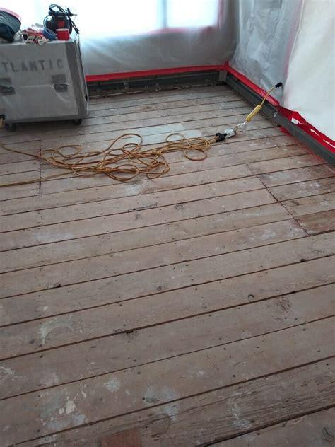 abatement  flooring vat  mastic kitchen