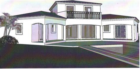 Plan D'architecte Maison Provencale