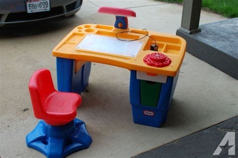 little tikes desk with light little tikes art desk franklin for sale in milwaukee