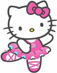 Hello Kitty Cartoon.png - ClipArt Best
