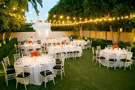 wedding in my backyard 25 best ideas about backyard wedding receptions on