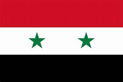 Flagge Syrien Syrische Bedeutung