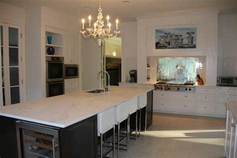 glam inspired kitchen in montgomery al