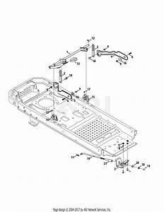 Mtd Zt42 17afcacs897  2013   17afcacs897  2013  Parts Diagram For Deck Lift
