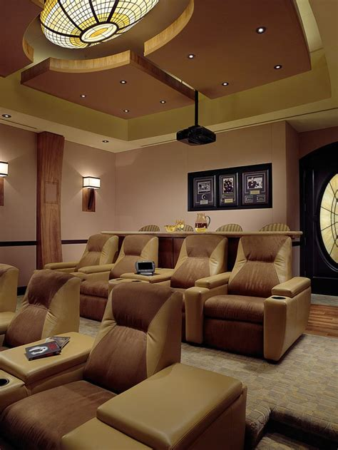 High End Home Design Ideas by 44 Best Images About High End Home Theater Interiors On