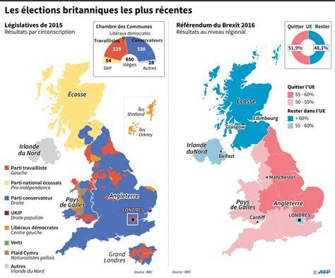 Carte De Des Elections 2017 Le Monde by L 233 Gislatives Theresa May Perd Sa Majorit 233 Absolue La Croix