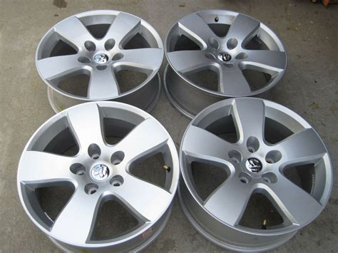 dodge ram  factory oem original wheels