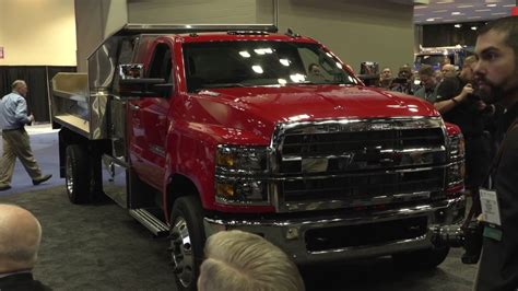 2019 Gmc 4500hd by 2019 Chevrolet Silverado 4500hd 5500hd And 6500hd