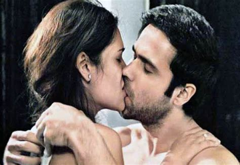 bollywood actress lip kiss images sick of being called a serial kisser emraan hashmi