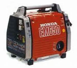 The Best Honda Em650 Generator Workshop Service Manual