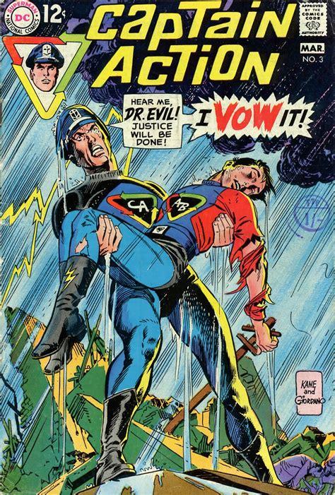 crivens comics stuff kid klassics captain action man