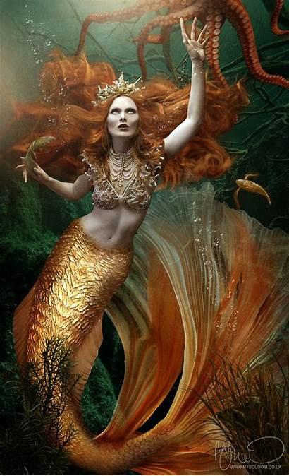 Mermaid Mermaids Underwater Myboudoir