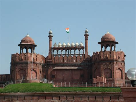 jama masjid mosque  delhi india stock image image