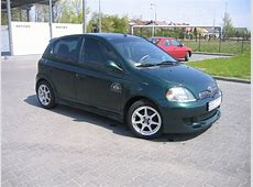 2003 Toyota Yaris 10 NX 88BHP 14 mile trap speeds 060