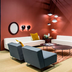 Moderne Sofas by Modern Line Sofa Greta Grossman Gubi Suite Ny
