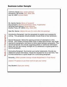 Best, Business, Letter, Format
