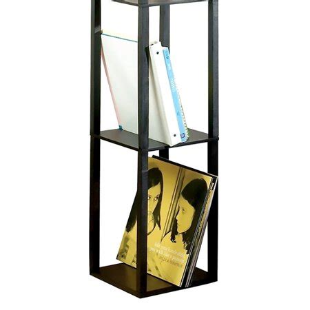 Etagere Floor L With Shelves by Square Etagere Floor L Storage And Display Shelf
