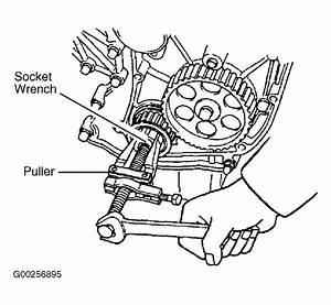 1986 Toyota Cressida Serpentine Belt Routing And Timing Belt Diagrams