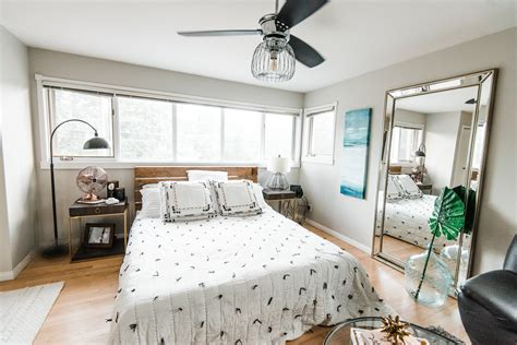 home decor ad  summer bedroom update  atthebrick