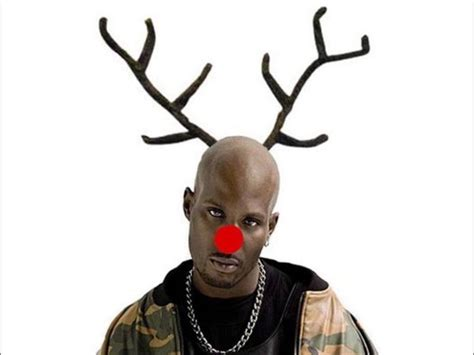 dmx rudolph the red nose reindeer hip hop remix youtube