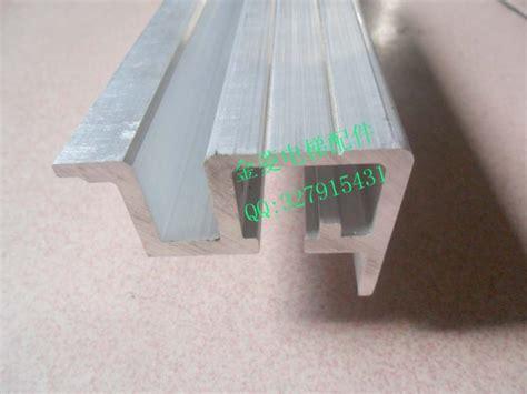 60 Type Elevator Car Door Sill Aluminum Slide Rail