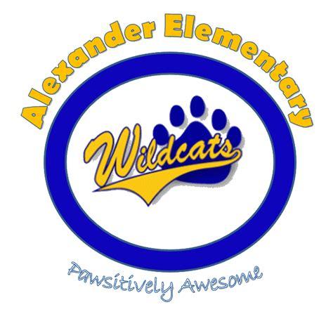 alexander elementary school homepage