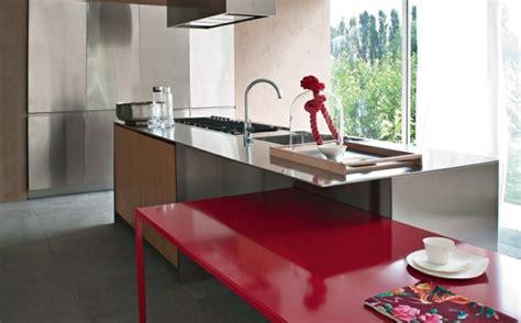 transformer une table de cuisine la cuisine modulaire moderne par elmar