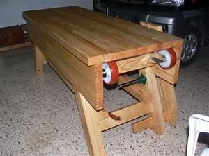 Fabriquer Un établi : projet d 39 tabli ~ Melissatoandfro.com Idées de Décoration