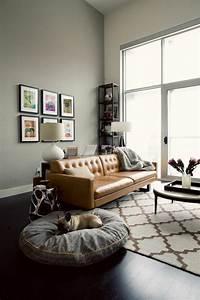 le canape club quel type de canape choisir pour le salon With tapis moderne avec canapé en cuir design