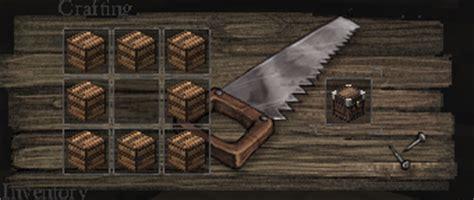 comment faire un coffre dans minecraft minecraft aventure
