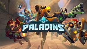 Paladins Potentially Heading To Nintendo Switch Reference