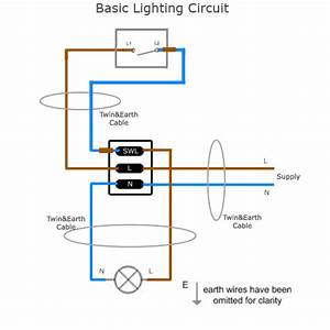 Modern House Wiring Diagram Uk
