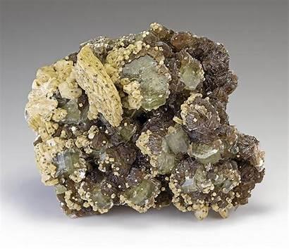 Siderite Fluorapatite Minerals