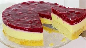 Himbeer Schmand Kuchen Schmandkuchen Mit Himbeeren