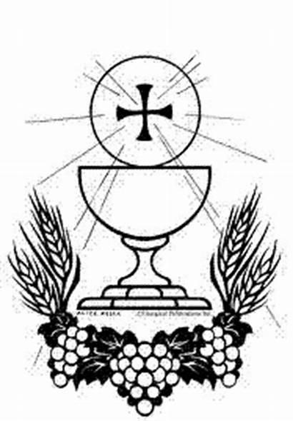 Clipart Catholic Clip Christi Monstrance Corpus Clipground