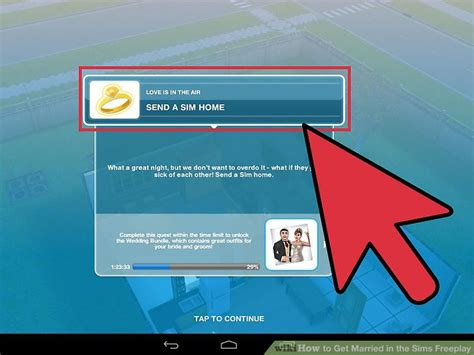 how to get married in the sims freeplay 13 steps with