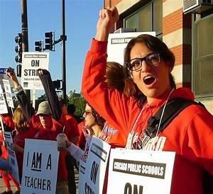 Big Education Ape: Hechinger Report   Despite strike ...