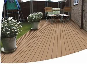 Exemple de terrasse for Exemple terrasse