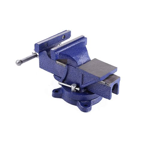 swivel base table top bench vice grip clamp  press