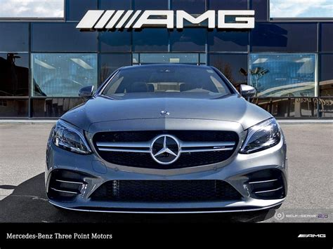 Encuentre su auto, camioneta o suv perfecto en auto.com. New 2020 Mercedes-Benz C43 AMG 4MATIC Coupe 2-Door Coupe in Victoria #438530 | Three Point Motors