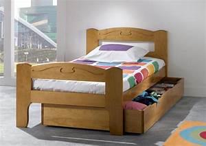 Lit En 90 : acheter votre lit pour couchage en 90 120 140 et 160 x 190 ou 200 chez simeuble ~ Teatrodelosmanantiales.com Idées de Décoration